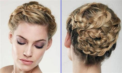Geflochtene Haare Hochzeit by Braided Wedding Hair Hairstyles Photos
