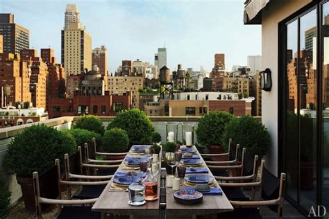 The Patio Nyc by Rooftop Terrace Outdoor Patios Nyc Condo