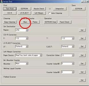reset mg2570 error 006 solved how to fix error 006 in canon service tool fixya