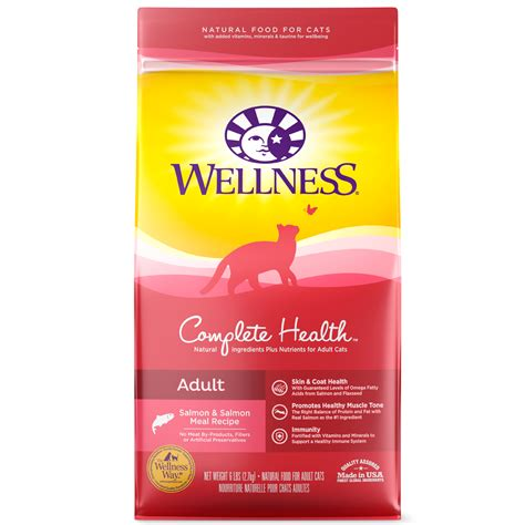 wellness food complete health salmon salmon meal wellness pet food