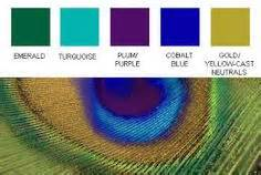hue ology your weekly color inspiration peacock blue 1000 ideas about peacock color scheme on pinterest