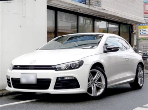 volkswagen scirocco used volkswagen scirocco r 2010 used for sale