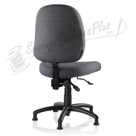 ergonomic sewing machine chairs sewergo score ergonomic sewing operator chair 200se