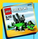 Mainan Anak Lego Legao Model Basic Parts 200 Pcs 81105 lego 7798 stegosaurus set parts inventory and lego reference guide