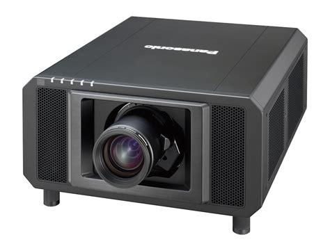 Lu Projector Panasonic panasonic pt rq13k projection laser 4k dans un format