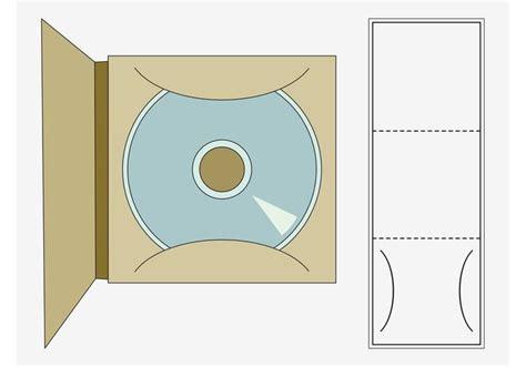 fundas cd carton sobre para cd plantilla en word plantilla de cd descargue
