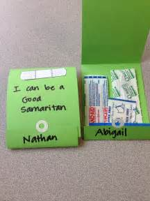 Good samaritan craft vbs 2014 pinterest