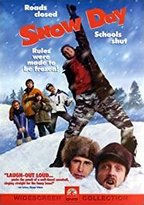one day film amazon amazon com snow day chevy chase schuyler fisk chris