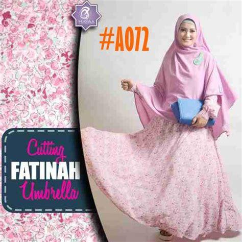 Gamis Monalisa Umbrella gamis wolfis fatinah a072 baju muslim model payung