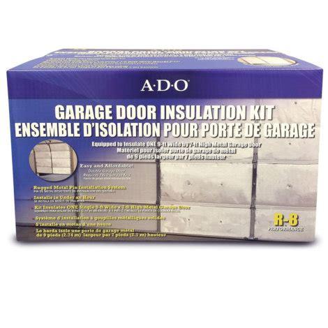 Garage Door Insulation Kit Reviews by Ado Garage Door Insulation Kit By Ado At Mills Fleet Farm