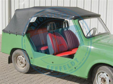 Schonbez Ge Auto Trabant by Autosattlerei Seefeldt Trabant Boote Oldtimer