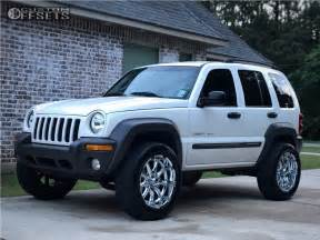 Jeep Liberty Suspension 2003 Jeep Liberty Xd Badlands Country Suspension