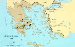 Map Of Classical Greece by Social Studies With Mr Mcginty April 2015