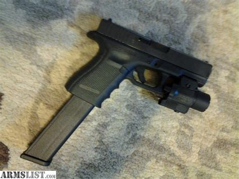 best laser light combo for glock 19 armslist for sale glock 19 9 mm 32 rnd clip tlr 4 laser