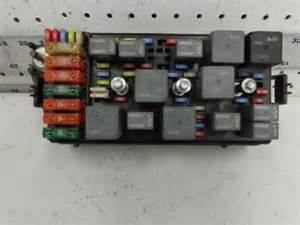 2003 saturn vue fuse box 2 2 auto w ac w power windows na na na