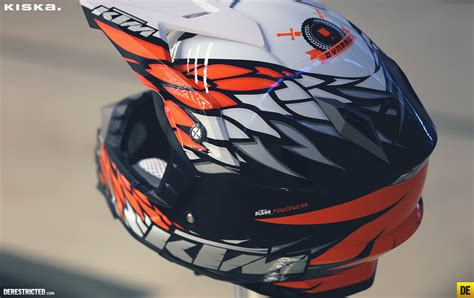 Helm Ktm 2014 ktm dynamic fx helmet derestricted