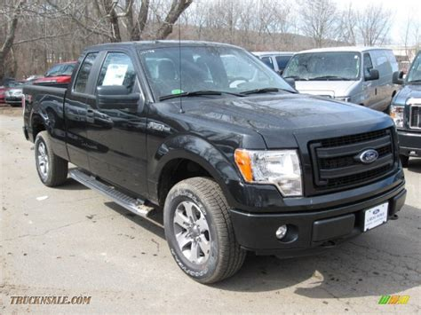 2014 Ford F150 Stx by 2014 Ford F150 Stx Supercab 4x4 In Tuxedo Black A40107