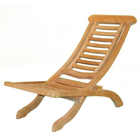 Sun Chairs by Wood Sun Chair In Patio Furniture