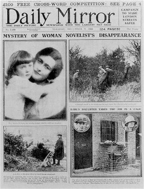 Agatha Christie, les mystères de sa disparition