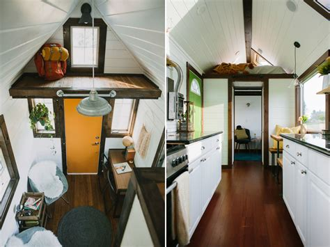 128 Square Foot Tiny Heirloom Home Offers Rustic Elegance | 128 square foot tiny heirloom home offers rustic elegance