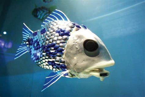 Mainan Edukasi Robo Fish Sea 5 robots based on real animals
