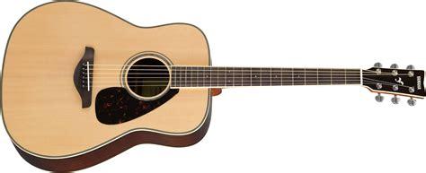 Gitar Yamaha Akustik yamaha fg830 acoustic guitar samash