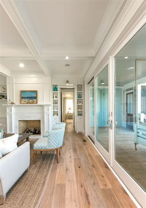 beach home interior 25 best ideas about white oak floors on pinterest white