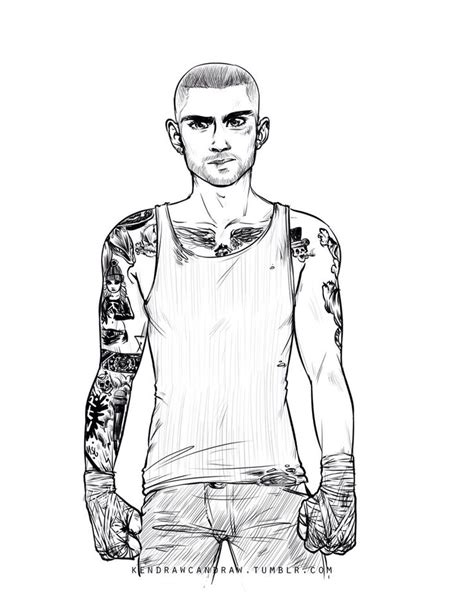 harry styles tattoo für zayn 1000 images about celebrity drawings on pinterest one