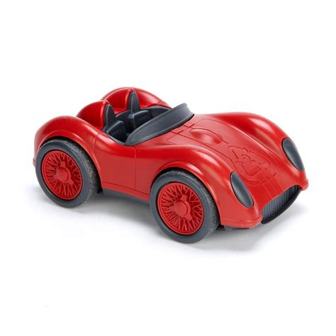 Green Toys Race Car Red   Klevering