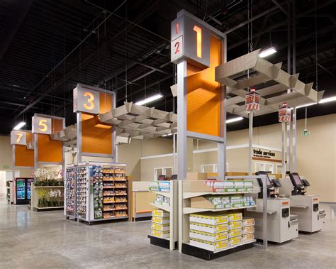 home depot design store retail displays fixtures environments