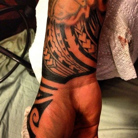 polynesian wrist tattoo tattoos and other arts