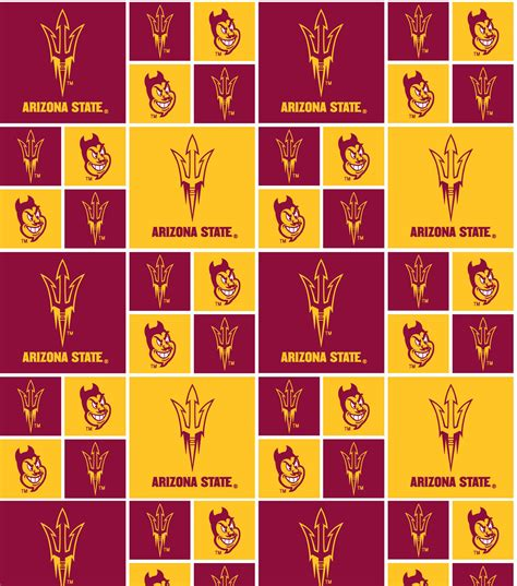 joann fabric printable application arizona state university ncaa cotton fabric at joann com
