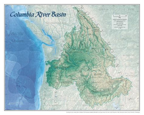 columbia river map tywkiwdbi quot wiki widbee quot the columbia river basin