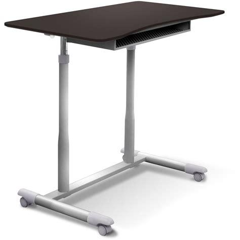 jesper desk height adjustable jesper office manual height adjustable sit to stand desk