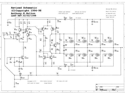 transistor mosfet j50 high power mosfet lifier circuit ideas