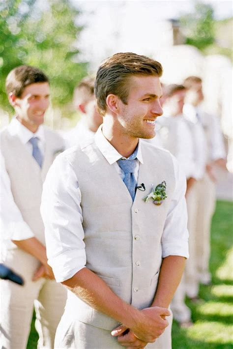 25  best ideas about Beach wedding men on Pinterest