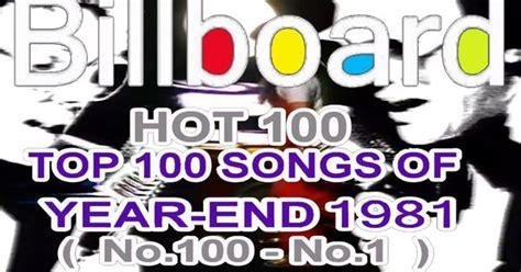 billboard hot  year  top  singles