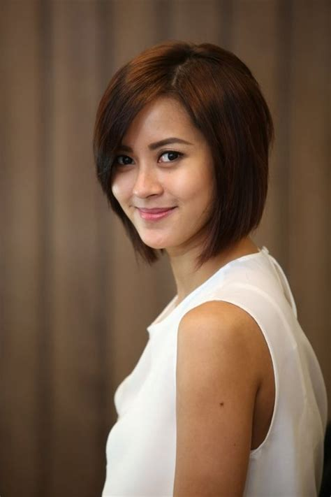 filipino women short hairstyle bb pilipinas beauties through the years philippines