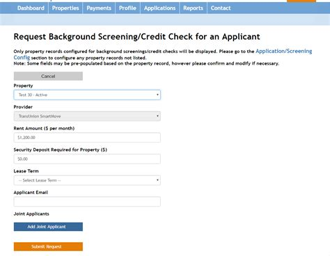 How To Obtain A Background Check How Do I Request A Tenant Screening Background Check