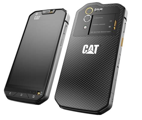 cat rugged smartphone cat s60 rugged smartphone features with integrated thermal