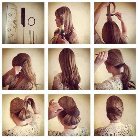 Wedding Hairstyles Hair Tutorial by Wedding Hairstyles Hair Tutorial 2074964 Weddbook