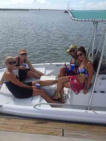 st augustine party boat fishing saint augustine boat tours dolphin encounter history