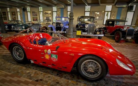 maserati museum maserati 100 years anniversary the cars collection of