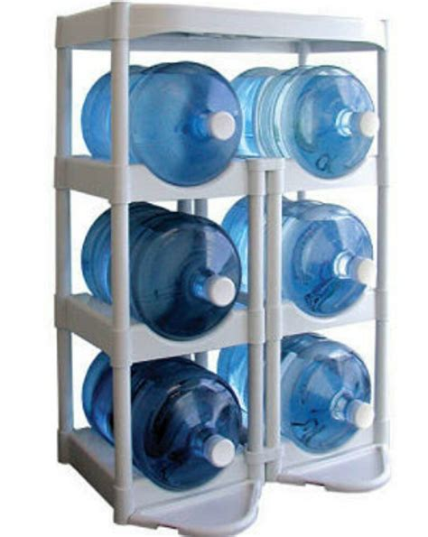 Shelf Of Water by Water Bottle Storage 5 Gallon Buddy Rack Shelf System Home