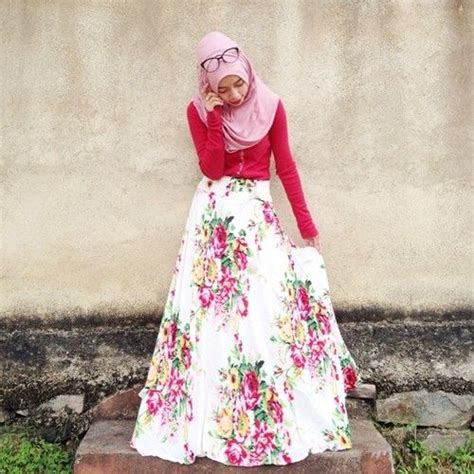 Livia Overall Dress Dres Maxy Murah Abaya Baju Wanita multi colored floral printed abaya with plain hijabs style fashion ideas
