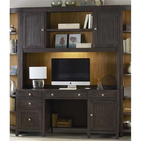 furniture south park computer credenza with hutch