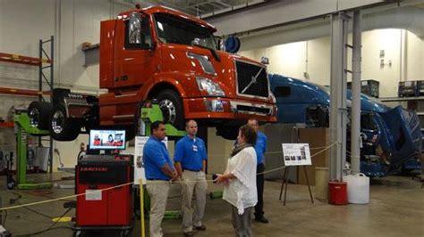 volvo unveils expansion plans  greensboro north carolina construction news