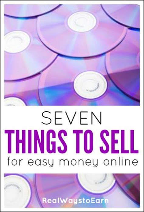 What Can I Sell Online To Make Money Fast - wondering what to sell online for easy money here are 7 ideas