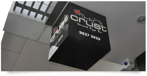 perspex awnings perspex cube signage cube signs in perspex illuminated perspex cube sign