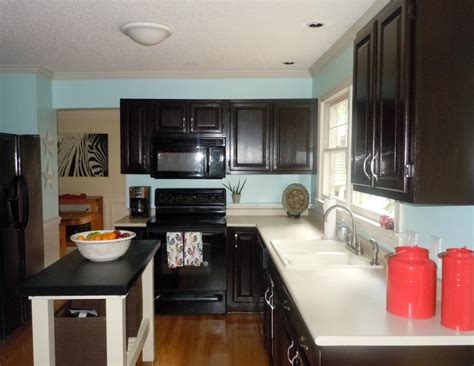 mama kitchen cabinet before after kitchen remodel for under 65